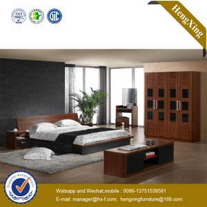China Wholesale Modern Wooden Hospital Bedroom Hotel Furniture Set Wall King Double Sofa Beds