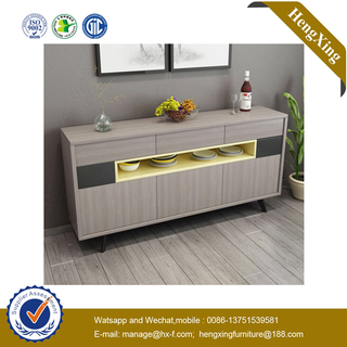Modern wooden Side Kitchen Locker Living Room Storage Dining Cabinet Furniture