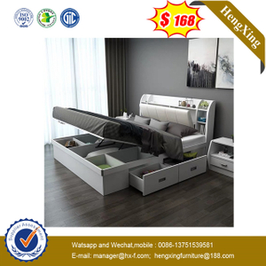 Modern Bedroom Furniture Set Mattress Wood Double King Queen Size Single Wall Sofa Beds