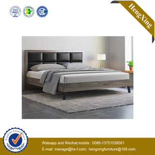 Luxury Wholesale Modern Single Double King Queen Size Bed Solid Wood Hotel Home Furniture Bedroom Set